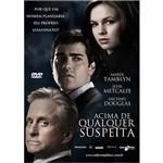 DVD Acima de Qualquer Suspeita