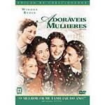 DVD Adoráveis Mulheres