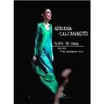 DVD Adriana Calcanhotto - Olhos de Onda: Vivo Rio 1º de Fevereiro 2014