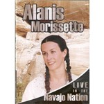 Dvd Alanis Morissette - Live In The Navajo Nation