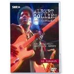 DVD Albert Collins & The Icebreakers - In Concert: Albert Collins & The Icebreakers