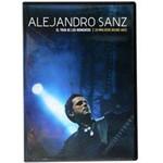 DVD Alejandro Sanz - Live In Buenos Aires