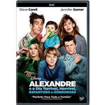DVD - Alexandre e o Dia Terrível, Horrível, Espantoso e Horrroroso