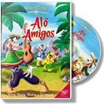 DVD Alô Amigos