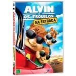 DVD - Alvin e os Esquilos: na Estrada