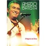 DVD Amado Batista - o Negócio da China