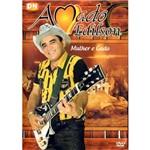 DVD Amado Edilson Mulher e Gado Original