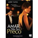 DVD Amar... não Tem Preço