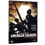 DVD American Soldiers - a Vida em um Dia