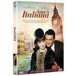 Dvd Amor à Italiana - Gina Lollobrigida