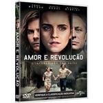 DVD Amor e Revolução