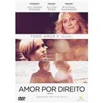 DVD - Amor por Direito