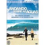DVD Andando Sobre as Águas