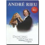 Dvd André Rieu - Dancing Through Skies(cd+dvd)