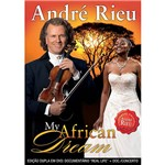 DVD Andre Rieu - My African Dream (Duplo)