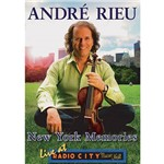 DVD - André Rieu - New York Memories