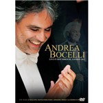 DVD Andrea Bocelli Live In Roundhouse London 2012