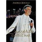 DVD Andrea Bocelli - One Night In Central Park