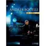 DVD Andrea Bocelli - Vivere Live Tuscany