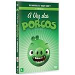 DVD - Angry Birds: a Vez dos Porcos - 1ª Temporada