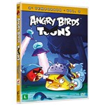 DVD - Angry Birds Toons 3ª Temporada