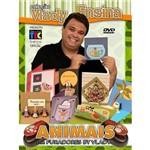 Dvd Animais com Furadores By Vlady com Vlady Vol Ii