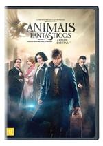 DVD Animais Fantásticos e Onde Habitam