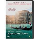 DVD - Apenas uma Chance