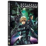 Dvd - Appleseed Ex Machina