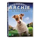 Dvd - Archie - o Cão Robô