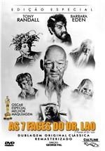 DVD as 7 Faces do Dr. Lao