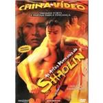 Dvd as Artes Marciais de Shaolin