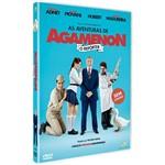 DVD as Aventuras de Agamenon - o Repórter