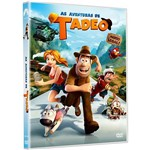 DVD - as Aventuras de Tadeo