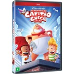 DVD - as Aventuras do Capitão Cueca - o Filme