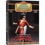 DVD - as Aventuras do Capitão Marvel - Coleção Super Heróis do Cinema (2 Discos)