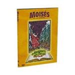 DVD as Grandes História da Bíblia, Moisés