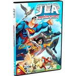 DVD - Aventuras da Liga da Justiça: Armadilha do Tempo - Filme Animado Original