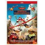 DVD - Aviões 2: Heróis do Fogo ao Resgate