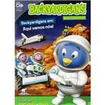 DVD Backyardigans - Marte Aqui Vamos Nós