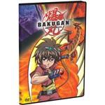 DVD Bakugan - a Primeira Temporada Completa - 2 DVDs