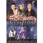 DVD Banda Encantus ao Vivo Sp Vol.2 Original