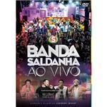 DVD - Banda Saldanha: ao Vivo