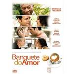 Dvd Banquete do Amor - Morgan Freeman