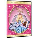 DVD Barbie: a Princesa da Ilha - uma Aventura Musical