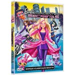 Dvd - Barbie e as Agentes Secretas