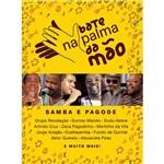 DVD Bate na Palma da Mão - Samba e Pagode