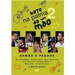 DVD - Bate na Palma da Mão - Vol. 2
