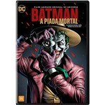 DVD - Batman: a Piada Mortal