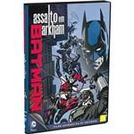DVD - Batman - Assalto em Arkham
